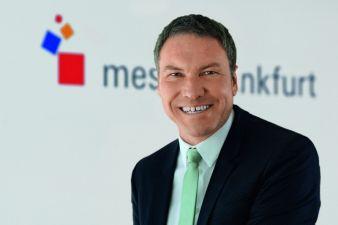 Olaf Schmidt, Vice President Textiles & Textile Technologies Messe Frankfurt Photos: Messe Frankfurt