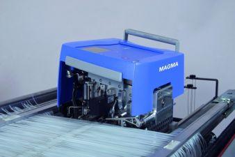 Magma – Warp tying machine for coarse and technical yarns