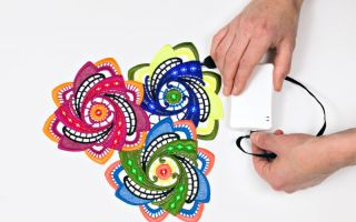 Embroidery offers unique possibilities for textile sensor areas Photo: Forster Rohner