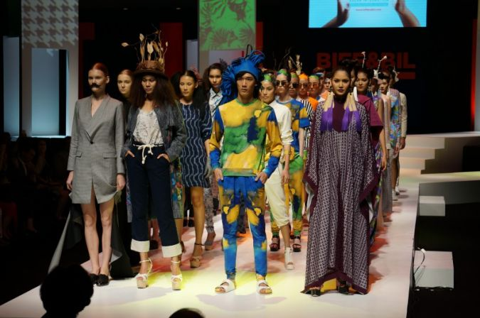 Opening Ceremony Fashion Show