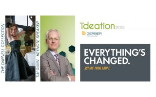 ideation2015 by Gerber Technology, Las Vegas, October 29-30. (Photo: Gerber Technology)