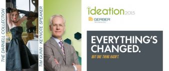 ideation2015 by Gerber Technology, Las Vegas, October 29-30. (Photo: Gerber Technology)