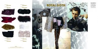 Royal Goth Photos: Munich Fabric Start