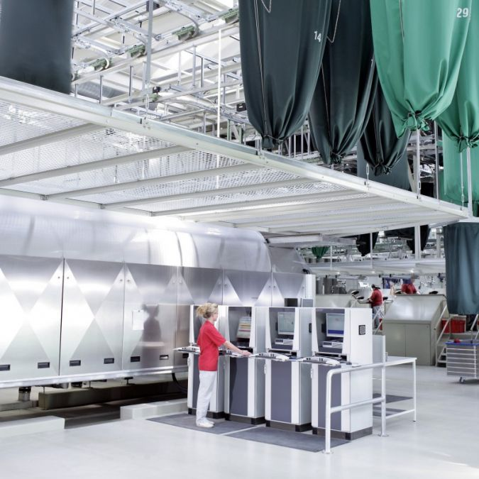 At the Lauenburg plant, Industry 4.0 is already a reality