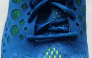 Shoe manufacturers are becoming increasingly interest in spacer fabrics Photo: Karl Mayer