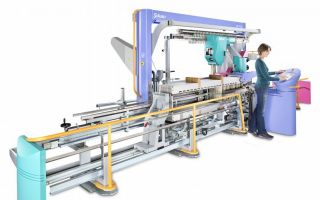 At the ITM, weavers can see the recently launched SAFIR S60 drawing in a 100% cotton warp sheet (8,173 ends) with Ne 80/2 threads into 16 heald fra...