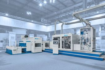 DILO-high capacity production line – ITMA 2015, Milan, Italy