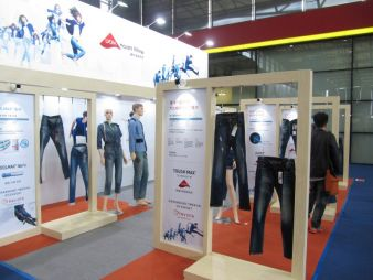 Fair impressions - Intertextile Photo: textile network