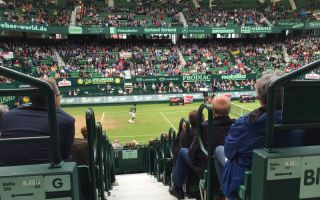 impressions Gerry Weber Open