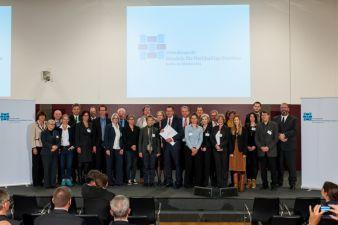 Gründung der Initiative Bündnis für nachhaltige Textilien Photo: BMZ