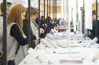 16.02.2016: 40th Munich Fabric Start: A perfect Kick-off