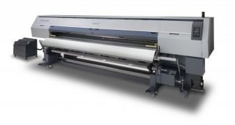 15.01.2016: Mimaki: New TS500P-3200 inkjet printer targets home furnishing textiles and indoor soft signage