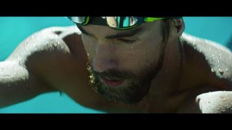 "Under Armour: ""Rule Yourself"" with world championship swimmer Michael Phelps"