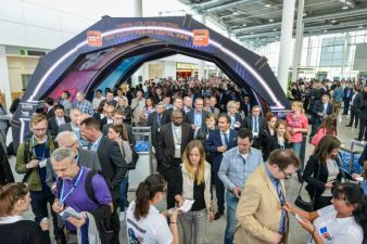 FESPA 2015 attracts most international visitor audience to date Photos: Fespa
