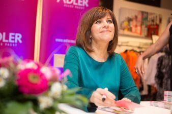 Brand ambassador Birgit Schrowange