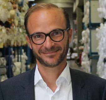 Dr. Stefan Topp, Director Topp Textil Group (Photo: Topp Textil /Lenny Treeprasertsak)