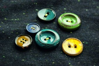 Buttons from tailoring to sportswear by Knopf & Knopf Photo: Knopf & Knopf