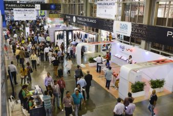 29.01.2015: The 27th edition of the Colombiatex de las Americas: Open Access