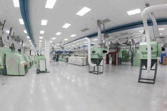 The new Spin Centre offers know how from fibre to fabric based on comprehensive technology trials Photos: Rieter