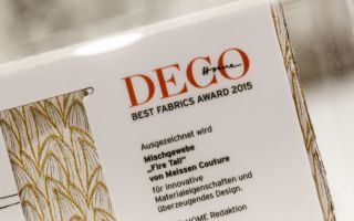 Best Fabrics Award 2015 for Fire Tail