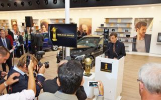 16.09.2015: IAA: Autoneum renews sponsorship of the World Car Awards
