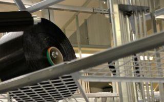 Trevira filament production Photos: Trevira