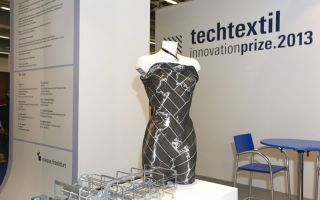 Techtextil Innovation Award 2015: Also in 2015 all award-winning products will be on show throughout the fair at a special exhibition  Photo: Messe...