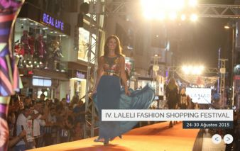 Screenshots Laleli Fashion Shopping Festival Photo: lalelishoppingfestival.com