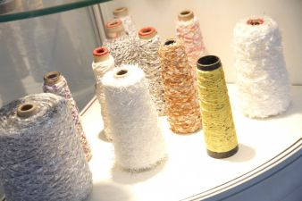 Yarn Expo - fair impressions Photos: Messe Frankfurt