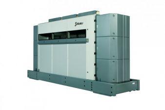 Unival 100 single-end-controlled Jacquard machine Photos: Stäubli