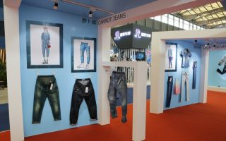 Beyond Denim at Intertextile Shanghai Apparel Fabrics introduces new exhibition concept (Photo: Beyond Denim, Autumn 2014, textile network)