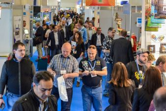 21.06.2015: FESPA 2015:  High internationality, more visitors