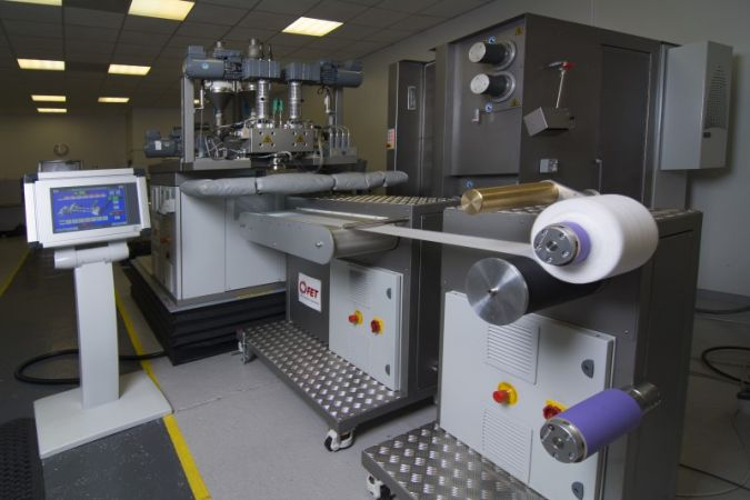 FET example Photos: Fibre Extrusion Technology