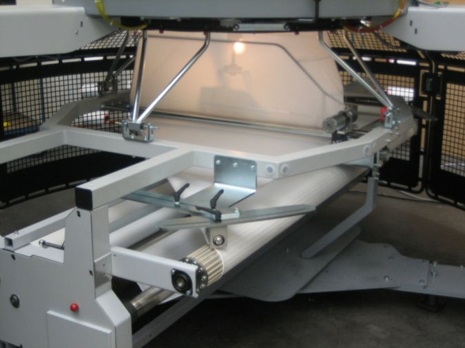 Product examples web spreader rollers Photos: August Mink
