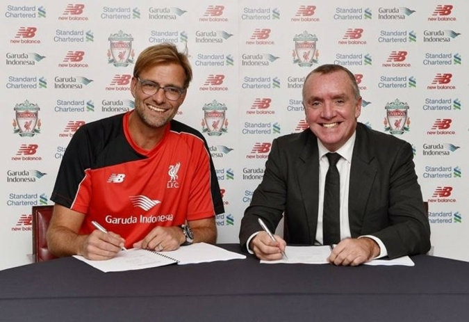 Jürgen Klopp is the new coach of FC Liverpool (Photo: Jack Wolfskin)