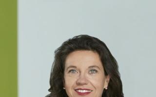 Regina Brückner, Managing Partner of Brückner Trockentechnik, is the first woman in its history to chair the VDMA German Textile Machinery Photo:...