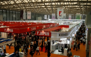 Japan Pavilion returns to Spring Edition while Korea Pavilion nearly doubles in size Photo: Messe Frankfurt