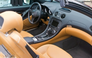 Leather is widely appreciated and used for high-quality car interiors Photos: Groz-Beckert