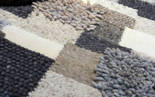 Woven Comfort - rugs from classical to modern Photos: Deutsche Messe