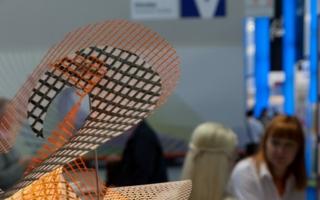 Buildtech: Reinforcing Products, Vitrulan  Photos: Messe Frankfurt