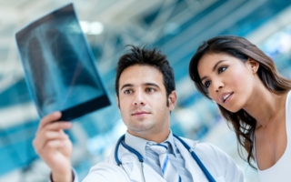 The task: to reduce or preferably eradicate exposure to x-ray radiation for medical staff Photos: Burlington