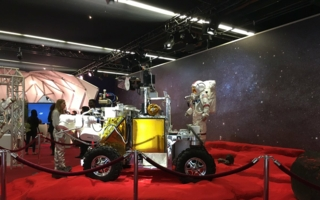 living in Space Techtextil Texprocess Hall 6.0