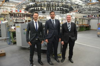 Founded 110 years ago, the company has remained within the family. The firm is currently being run by the fourth generation. From the left: Benjami...