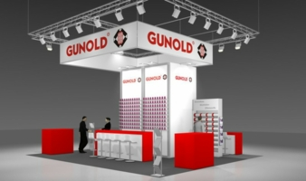 Animation Gunold's TecStyle Vision Booth 2016