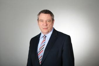 Dr. Uwe Mazura, Managing Director of the Textiles+Fashion Confederation… Photo: t+m