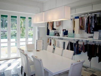 C.L.A.S.S. showroom in Milan for sourcing and networking Photo: : C.L.A.S.S.