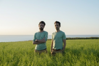 Markus und Daniel Freitag, brothers and founders oft he Freitag company Photo: Freitag