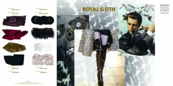 Royal Goth Photos: Munich Fabric Start