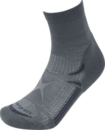 The new socks by Lorpen with Nilit Innergy yarn Photo: Lorpen