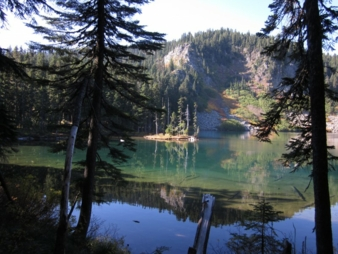 PCTA. Indian Heaven Wilderness Mark Larabee Photos: Invista